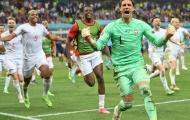 Đánh bại Mbappe trên chấm penalty, thủ môn Thụy Sĩ cảm thấy sốc