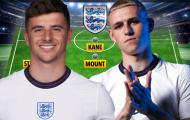 Đội hình Anh trước Đức: Mount trở lại, Sterling đá chính?