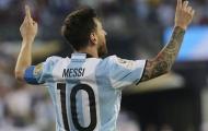 Messi lập cú đúp, Argentina hủy diệt Bolivia không thương tiếc