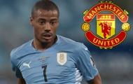 Cavani thật sự đã tiến cử số 7 của Uruguay cho Man Utd