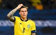 Chấm điểm Thụy Điển 1-2 Ukraine: Lindelof mắc lỗi lớn; Sao Man City xuất sắc nhất trận