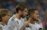 Eden Hazard đã nói lý do tại sao Chelsea nên chiêu mộ Sergio Ramos