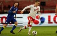 Arsenal nhắm tiền vệ đa năng người Ba Lan thay Odegaard