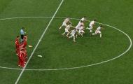 5 điểm nhấn Thụy Sĩ 1-1 Tây Ban Nha (pen 1-3): Kỷ lục phản lưới; Sân khấu của người nhện