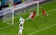 Lukaku lại giật mình, đá bay cơ hội của tuyển Bỉ