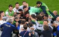 TRỰC TIẾP Bỉ 1-2 Ý (KT): Azzurri vào bán kết!
