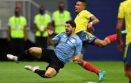 Chơi bế tắc, Uruguay chia tay Copa America trên chấm penalty