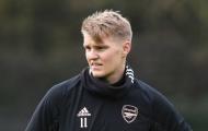 Xác nhận: Odegaard ra quyết định tương lai với Arsenal