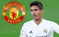 3 lý do Real Madrid sẵn sàng để Varane đến Man Utd