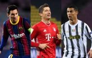 5 ứng viên nặng ký nhất cho danh hiệu Quả bóng Vàng 2021