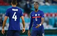 Báo Pháp tiết lộ Raphael Varane xung đột với Paul Pogba