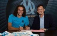 CHÍNH THỨC: Matteo Guendouzi gia nhập Marseille