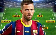 Đội hình hoàn hảo của Tottenham dưới triều đại Santo
