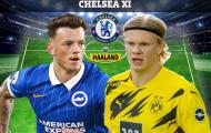 Nếu chiêu mộ Haaland, Rice, White, đội hình Chelsea khủng đến cỡ nào?