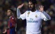 Real Madrid sẵn sàng đẩy tiền vệ sáng tạo đến Milan