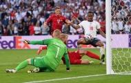 10 thống kê Anh 2-1 Đan Mạch: Kỷ lục xác lập, lần đầu cho Tam sư!