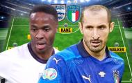 Đội hình kết hợp Anh - Ý: Bộ đôi Man Utd, 'siêu người nhện'