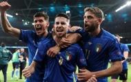 13 con số hành trình EURO của Ý: Lần thứ 10 chờ Jorginho