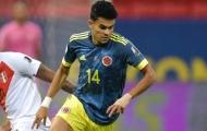 Siêu phẩm phút bù giờ, Colombia hạ gục Peru trong trận cầu kịch tính