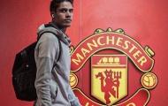 Vì Man Utd, Raphael Varane từ chối Gã nhà giàu