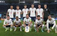 Đội hình Anh đối đầu Ý: Đá tảng Man Utd, bộ ba Man City