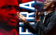 Lộ diện ngôi sao Arsenal được Patrick Vieira chọn cho Crystal Palace