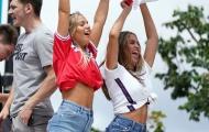 Người đẹp và pháo sáng xuất hiện trước chung kết EURO 2020