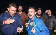 CĐV Ý hiện nguyên hình sau khi tuyển Anh bại trận