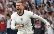 Luke Shaw đã ghi bàn thắng nhanh nhất lịch sử EURO hay chưa?