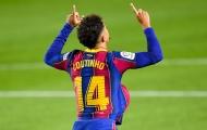Xuất hiện bến đỗ bất ngờ dành cho Philippe Coutinho