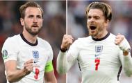 5 tuyển thủ Anh sẽ quyết định tương lai sau EURO 2020