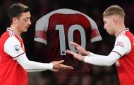 Số 10 của Arsenal sắp có chủ nhân mới?