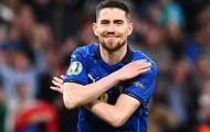 Vô địch EURO, Jorginho nói lời thật lòng về Quả bóng vàng