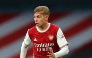 Smith Rowe để lộ số áo tương lai, CĐV Arsenal phản đối