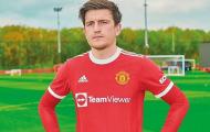 CĐV Man Utd phát cuồng, khen tấm tắc mẫu áo sân nhà 2021/22