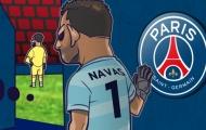 Cười té khói với loạt ảnh chế PSG chiêu mộ Donnarumma