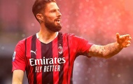 Xác nhận: Giroud chuẩn bị ra mắt AC Milan