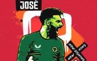 CHÍNH THỨC! Mourinho cuỗm trụ cột, Wolves mua sao Bồ Đào Nha chớp nhoáng