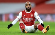 Arsenal gặp 2 trở ngại trong việc thanh lý Alexandre Lacazette