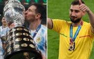 Cannavaro ca ngợi Donnarumma, giải thích lý do Messi sẽ giành QBV