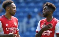 Chấm điểm Arsenal: Điểm 8 cho tân binh; Aubameyang tiếp tục chơi tệ