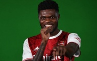 Thomas Partey lại khiến CĐV Arsenal phát sốt