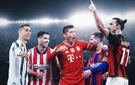 10 cỗ máy săn bàn nhiều nhất thế kỷ 21: Ronaldo = Messi + 35, Barca sai lầm