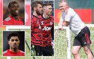 6 câu hỏi hóc búa Solskjaer phải tìm lời giải ở Man Utd