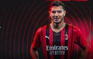 CHÍNH THỨC! Sao Real gia nhập AC Milan