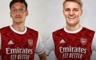 """Odegaard khiến tôi nhớ về Mesut Ozil hồi trẻ"""