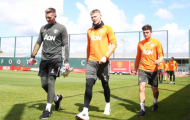 Man Utd chốt 27 cầu thủ dự trận QPR, 2 cái tên trở lại