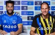CHÍNH THỨC: Everton cùng lúc mang về 2 tân binh