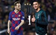 Ronaldo từng rủ Rakitic đầu quân cho Juventus