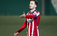 Vì Saul Niguez, Liverpool sẵn sàng đưa 2 ngôi sao ra trao đổi
